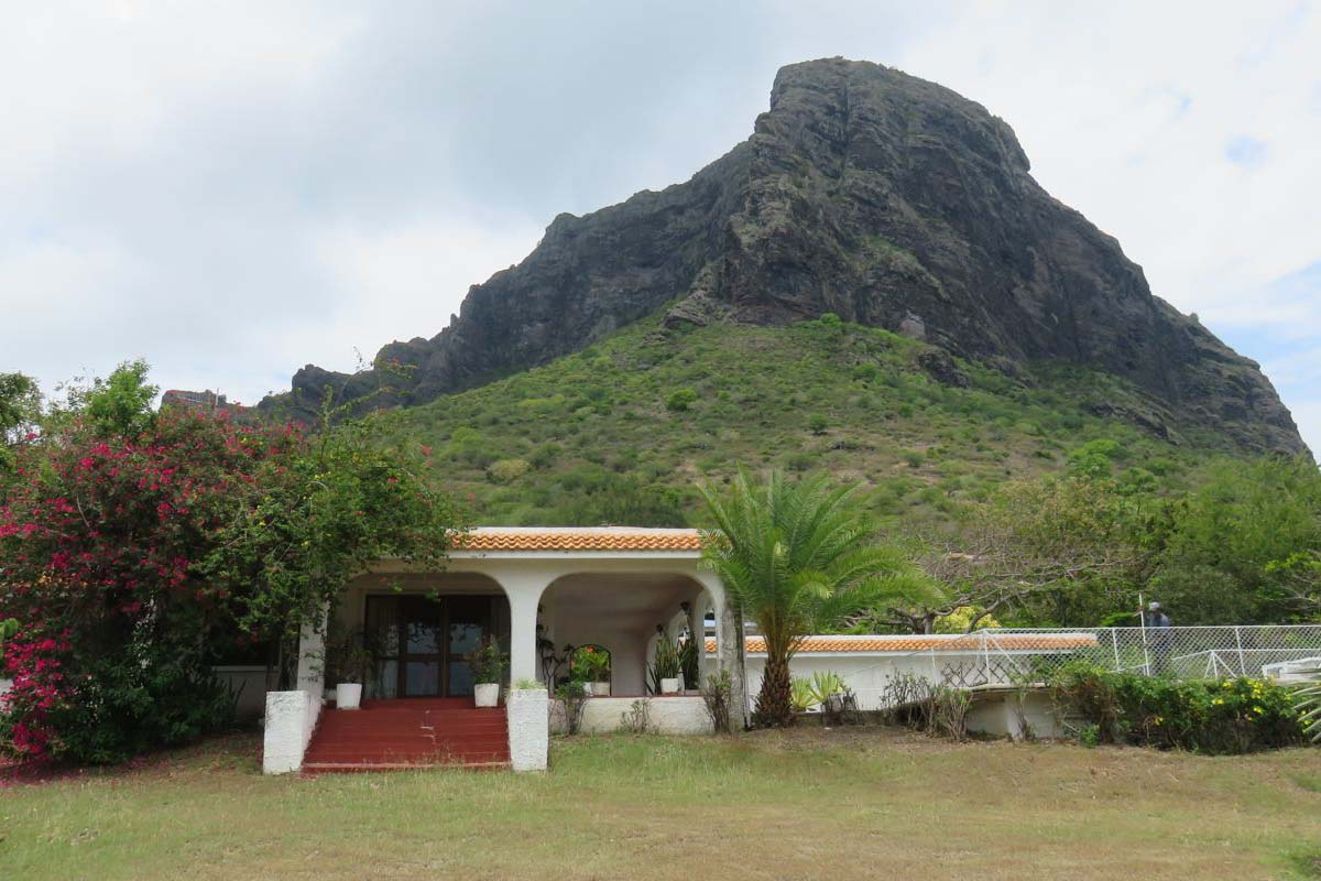 le Morne Villa la Colombe1