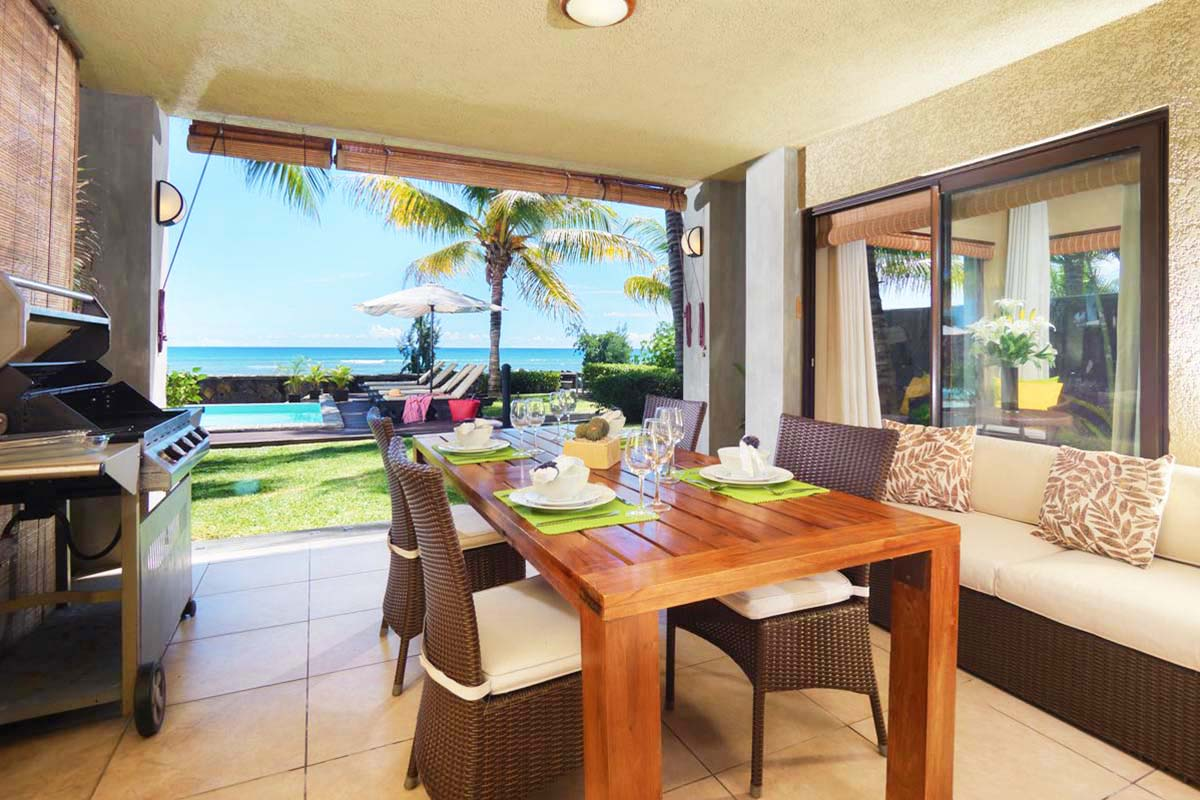 Bel Azur Residence - Beachfront Suites