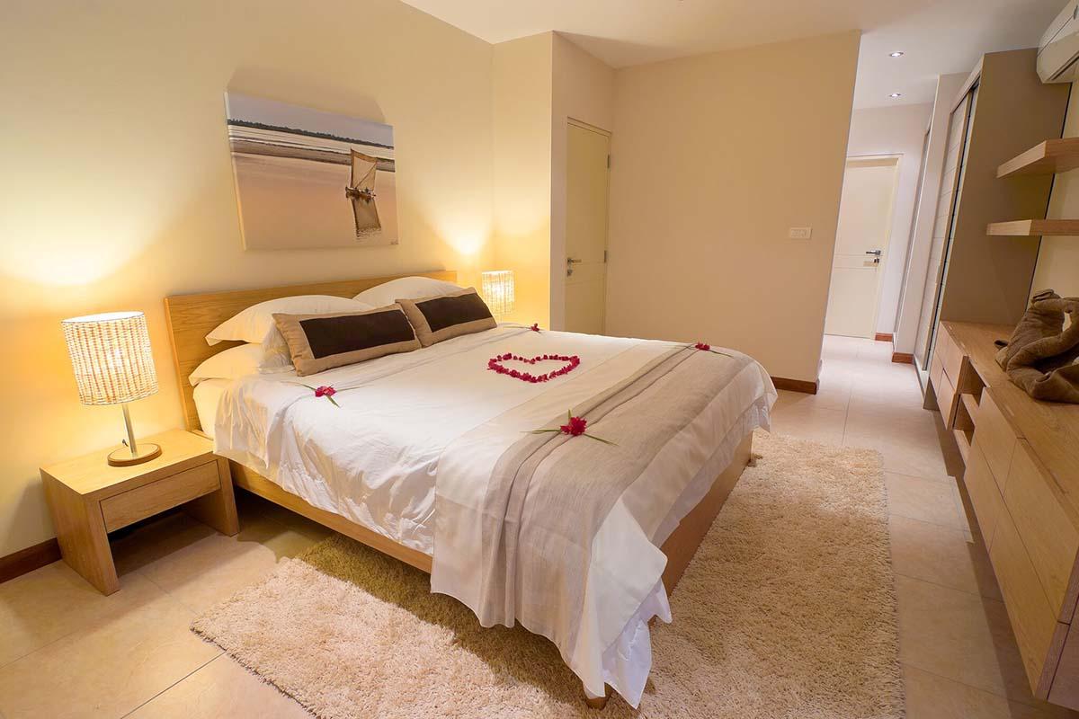 Bon Azur Residence - Suite (2B)
