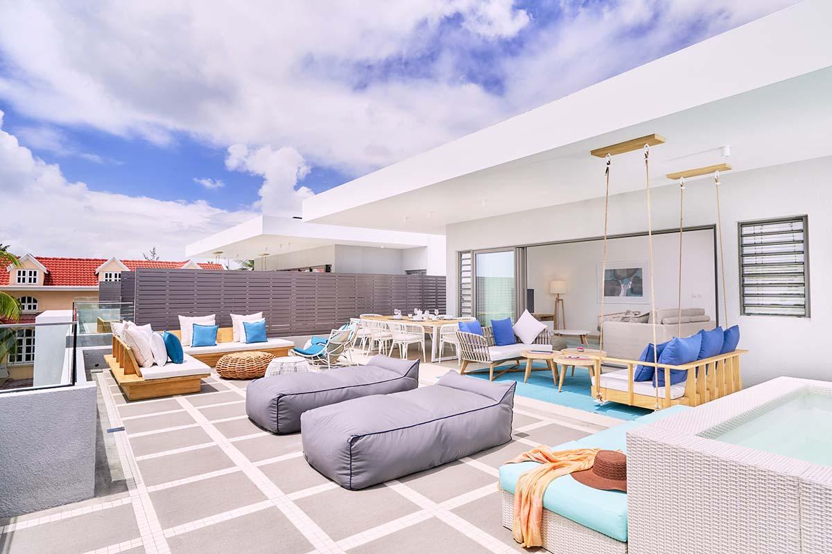 Les Estivales - 2-bedroom Penthouses